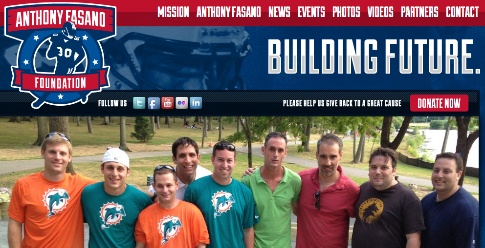 Anthony Fasano Foundation