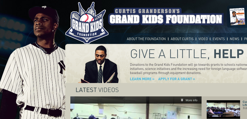 Grand Kids Foundation
