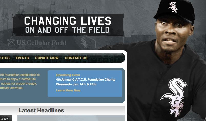 Orlando Hudson Website