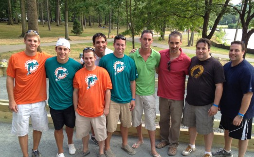 4th Annual Anthony Fasano Foundation Bocce Bash