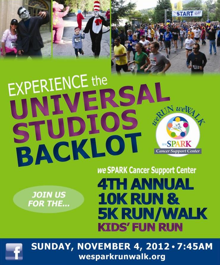 4th Annual 10k Run & 5k Run/Walk at Universal Studios!