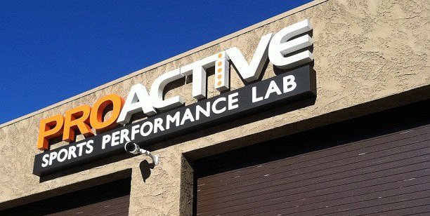 Photo Credit: Proactive Sports Performance