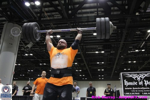 Photo Credit: American Strongman, Copyright Rick Murray
