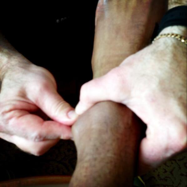 kobe ankle