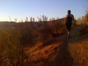 Rancho hiking