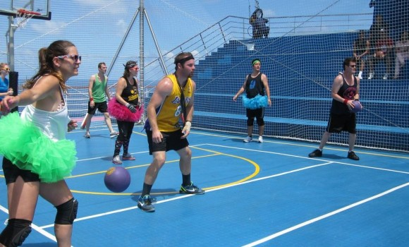 The Social Competitor: Dodgeball Unites Everyday Athletes