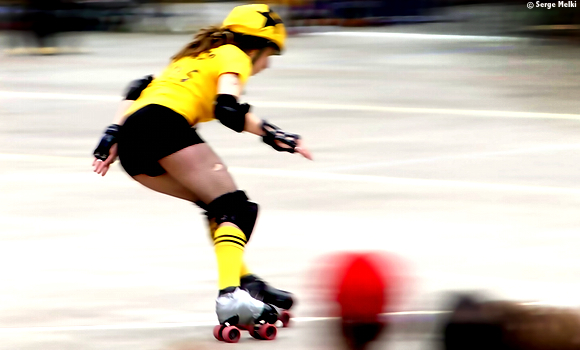 The Resurrection of Roller Derby