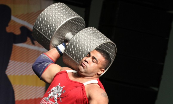 What It Takes to Be an American Strongman