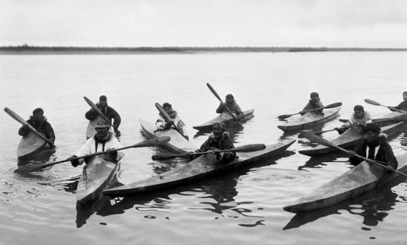 Origins: The History of Kayaking