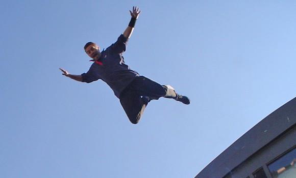 Stuntmen: Elite Athlete on the Big Screen