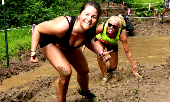 One-on-One With a Mud Run Champ