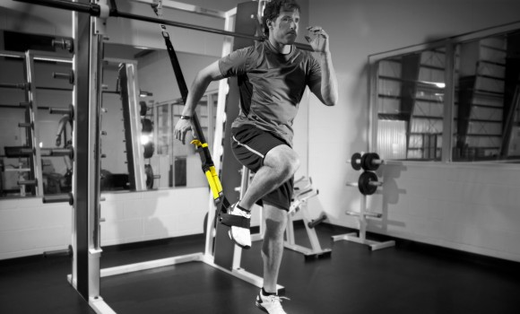 Building a Stronger Body With TRX