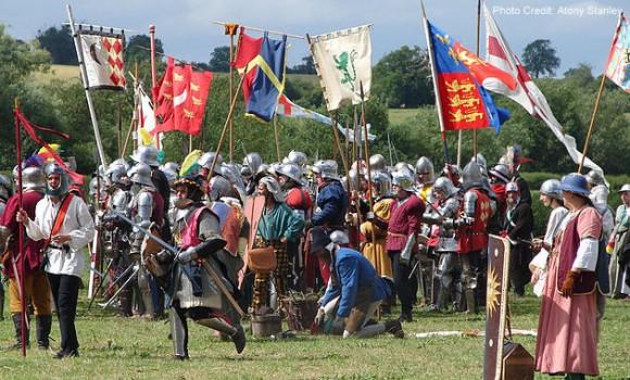 Bringing History to Life: Medieval Combat Reenactment