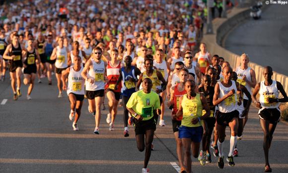 Our Six Favorite Scenic Marathons