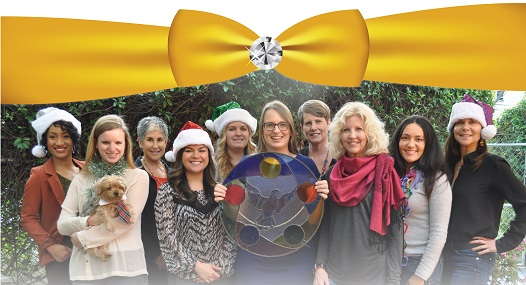 Staff Photo and Bow