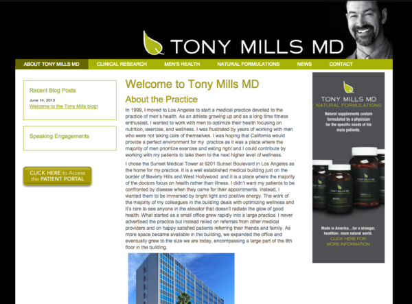TonyMillsMD