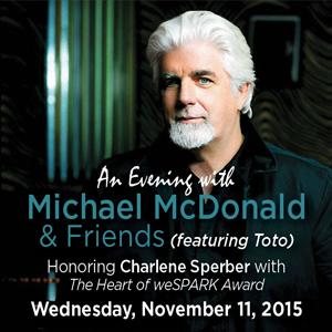 Michael McDonald Single Web Icon