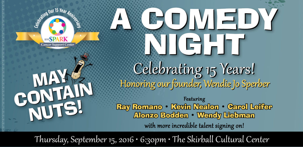 weSPARK Comedy Night Slider - Copy