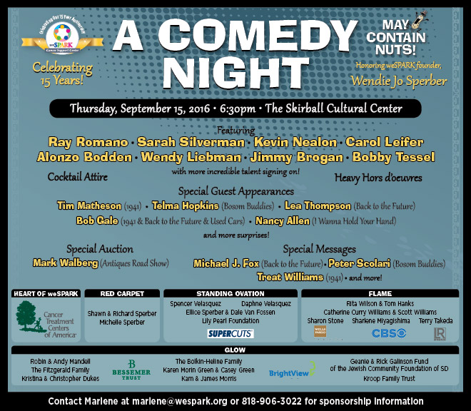 A Comedy Night
