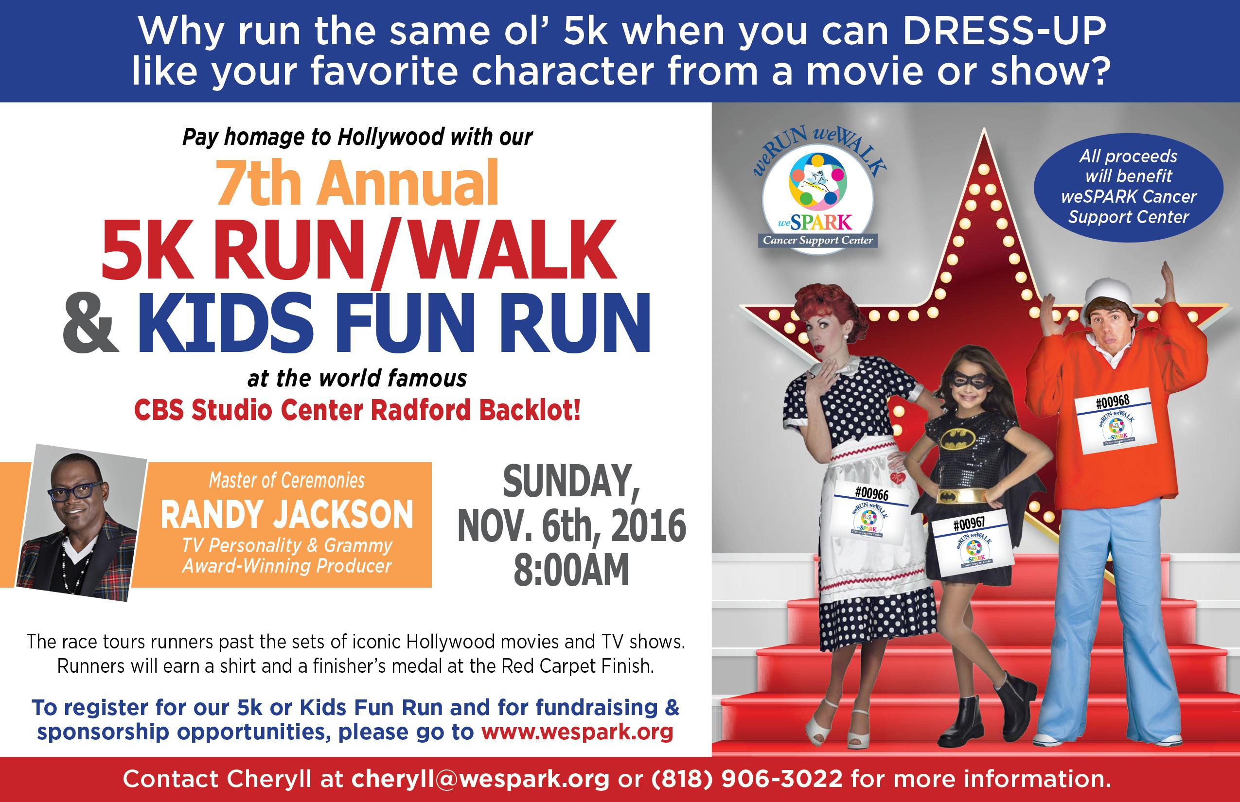 weSPARK Run Walk JUNE  Postcard Randy Jackson_Updated_