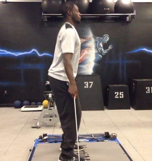 Vertimax-starting