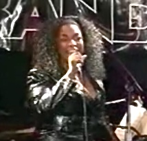 "Carmen Carter 'The Original Dancing with the Stars Diva"" Performs Chaka Khan's rendition of ""Night in Tunisia"" with Gordon Goodwin's Big Phat Band"