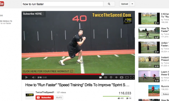 YouTube is the New Personal Trainer!
