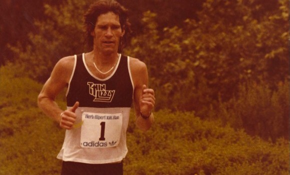 Jon Sutherland Can't Stop Running