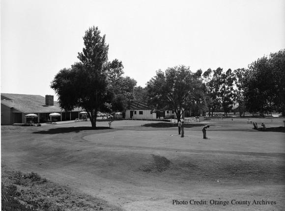 Photo Courtesy of Orange County Archives