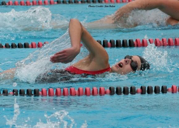 Overhead Athletes Should Limit the Laps