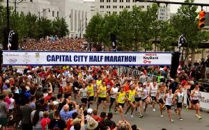 Cap City Half Marathon