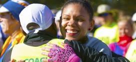 Running New York Marathon for Good Cause