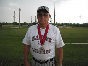 Wes--3rd Place Senior Olympic