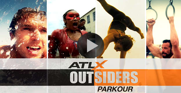ATLX Outsiders: Parkour