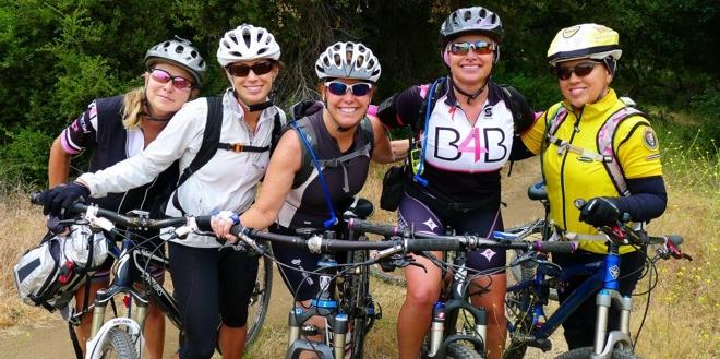 Women Mountain Biking Changes Lives