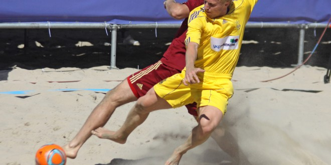 Beach Soccer World's Fastest Growing Sport