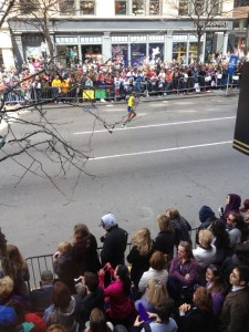 BM finish line