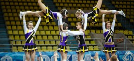 Cheerleaders Still Fighting Sport Stereotype
