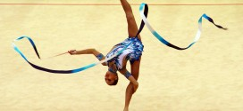 Rhythmic Gymnasts Don't Get Respect Deserved