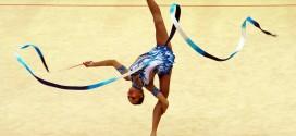 Rhythmic Gymnasts Don't Get Respect Deserved