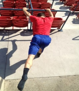 Pitcher's Barre Program for Glute Activation - Professional